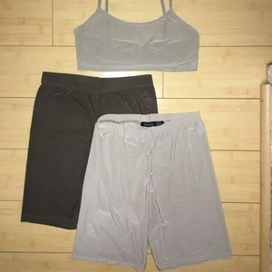 Cycling shorts bundle / cycling shorts set